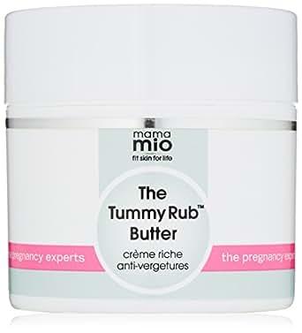 MAMA MIO Crème Riche Anti-Vergetures The Tummy Rub Butter, 120g