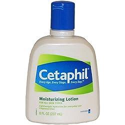 Cetaphil Moisturizing Lotion For All Skin Types 8 oz Skincare