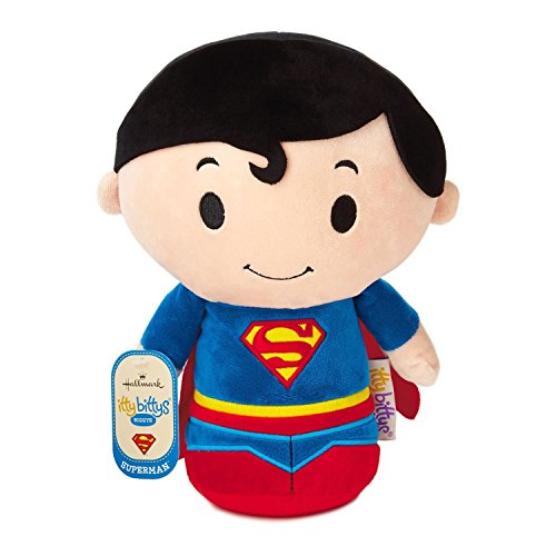DC Comics Hallmark 64.660.277,1 cm Superman Itty Biggy Spielzeug