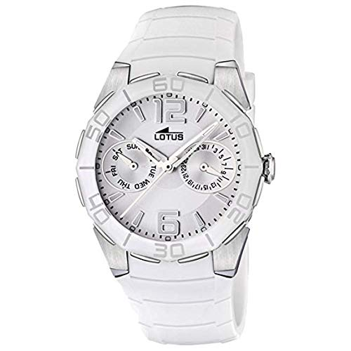 Lotus White Lady Watch