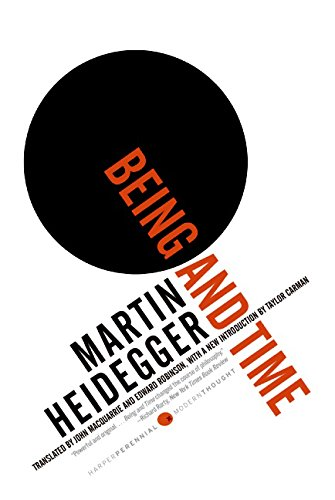 Being And Time (Harper Perennial Modern Thought) por Martin Heidegger