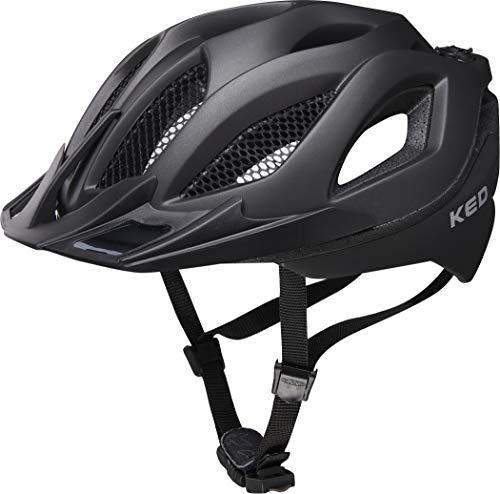 KED Spiri Two Helmet Black matt Kopfumfang M | 52-58cm 2019 Fahrradhelm