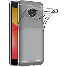 Funda Motorola Moto E4 Plus, AICEK Transparente Silicona Fundas para Moto E4 Plus Carcasa Silicona Funda Case