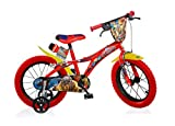 Dino Bikes 616GR - Bicicletta Gormiti 16 ' bambino