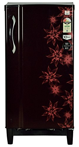 Godrej 185 L 2 Star Direct-Cool Single-Door Refrigerator (RD Edge...