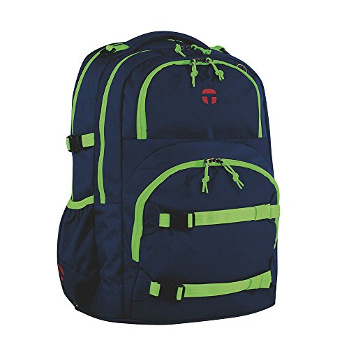 Take It Easy Schulrucksack OSLO-FLEX Navy green 559003 navy green