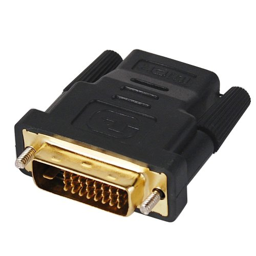 DIGIFLEX DVI Male to HDMI Female Converter Adapter Connector UK