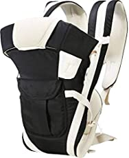 Physiqo Baby Carrier Bag Belt with Hip Seat and Head Support for 4-12 Months