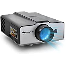 Klarstein EH3WS Video proiettore beamer LED HD-ready
