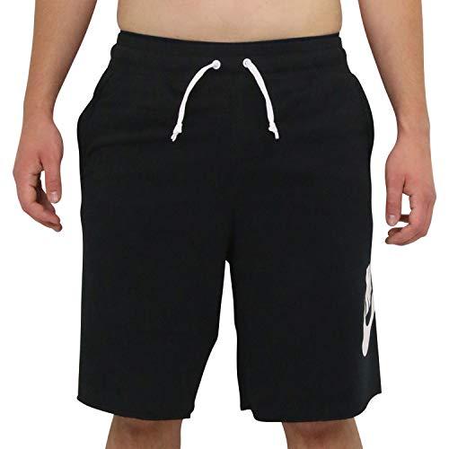 FT Alumni Sport Shorts, Black/White, XL ()