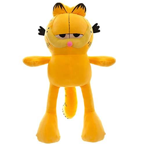Für alles dankbar Große Garfield Plüschtier kreative Jungen und Mädchen Geburtstag Geschenk Puppe Puppe (Size : 150cm) -