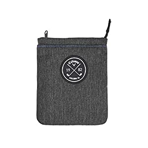 Callaway Men's Clubhouse Valuables Pouch, Black, One Size   7