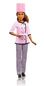 Mattel DVF54 muñeca - Muñecas, Femenino, Chica, 3 año(s), Barbie, De plástico