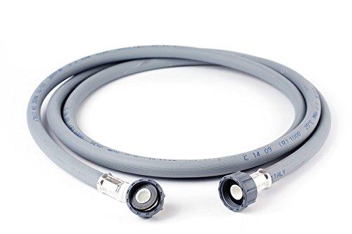 DREHFLEX® - Zulaufschlauch/Wasserschlauch für Waschmaschine/Spülmaschine etc. universal - Länge 5,0m