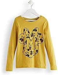 RED WAGON Mädchen Minnie Mouse Langarmshirt