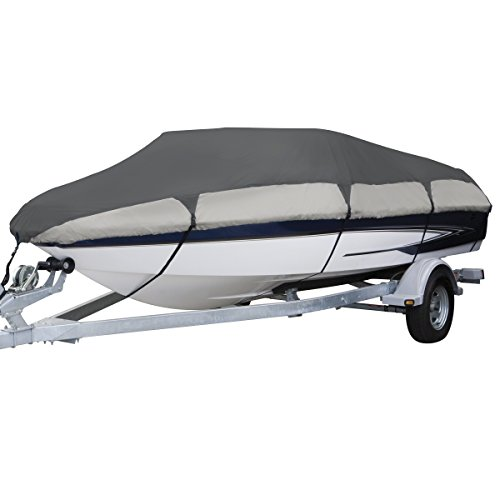 Classic Accessories Orion Deluxe Boat Cover, Fits Boats 20' - 22' L x 106