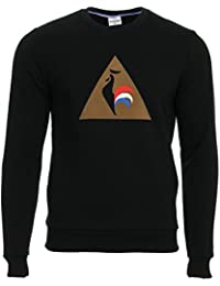 Le Coq Sportif Ess Sp Crew Sweat N°3 M Black, Sweat-shirt