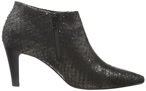 Gabor Fashion, Bottes Classiques Femme Gris (Dark-Grey 77)