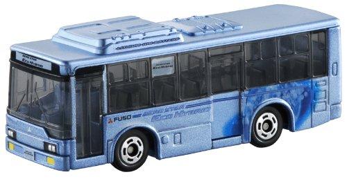 Tomica No.072 Mitsubishi Fuso Aero Star Eco Hybrid (Blister) (Japan Import / Das Paket und das Handbuch werden in Japanisch) -