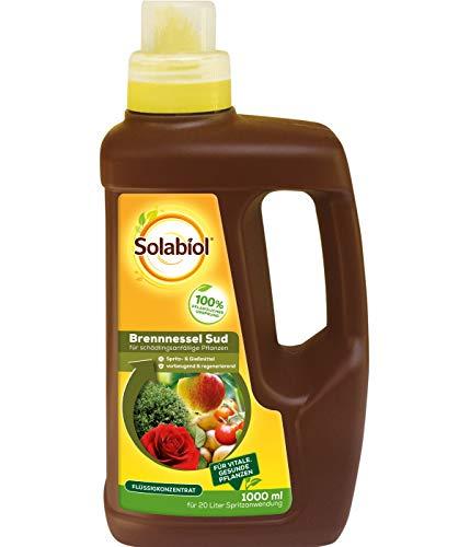 Solabiol Brennnessel Sud, Pflanzenstärkungsmittel, 1 Liter -