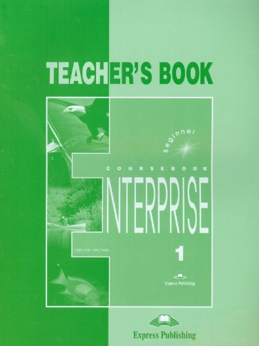Enterprise: Beginner Teacher's Book Level 1 by Evans, Virginia, Dooley, Jenny (2000) Paperback