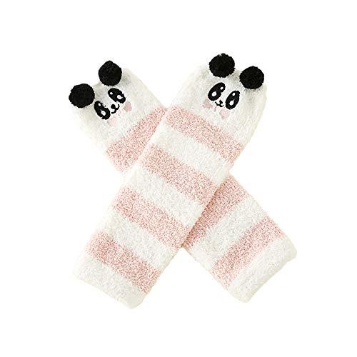 XuxMim Herbst Winter verdicken Kinderstrümpfe Baby Kniepolster Socken -