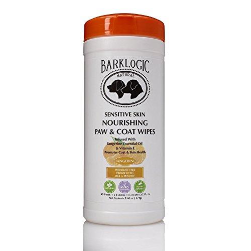 barklogic-nourrissant-peaux-sensibles-lingettes-pour-manteau-et-pattes-et-mandarine-45-feuilles-sans