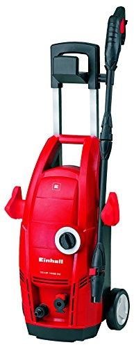 Einhell Hochdruckreiniger TC-HP 1538 PC (1500 W, max. 110 bar, 6 l/min, max. 60 °C, 5 m Schlauch, drehbare Pistole)