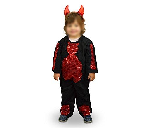 Imagen de 368745 disfraz de carnaval motivo diabla 3 a 11 años  6/8 años alternativa