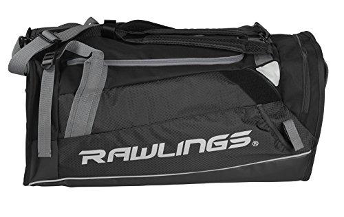 Rawlings Herren r601-b R601Hybrid Rucksack/Duffel, schwarz - Hybrid Duffle