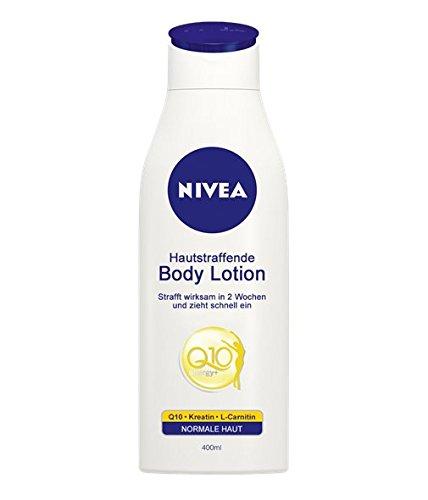 Nivea Hautstraffende Body Lotion Q 10, 1er Pack, (1 x 400 ml)