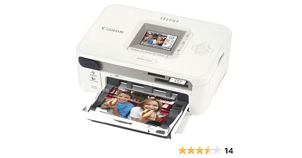 Canon Selphy Cp 740 Fotodrucker Kamera