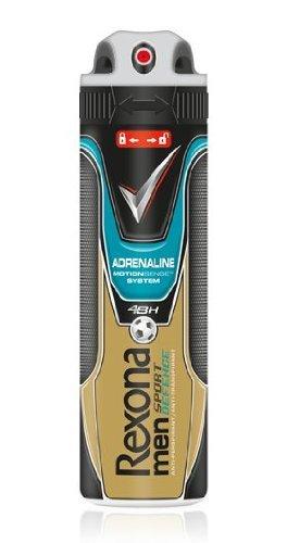 Preisvergleich Produktbild Rexona Men Sport Defenge Menthol Deodorant Spray 150 Ml, 5.07fl.oz (net :Pack of 1)