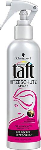 Hitze-schutz-spray (3 Wetter Taft Spray Heidi's Heat Styles Hitzeschutz-Spray, 250 ml)