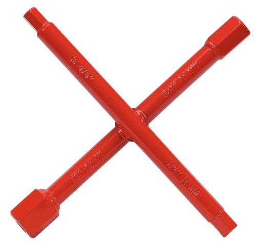 KS Tools 116.6000 Clé sanitaire en croix 3/8″-1/2″-3/4″-1″ pas cher