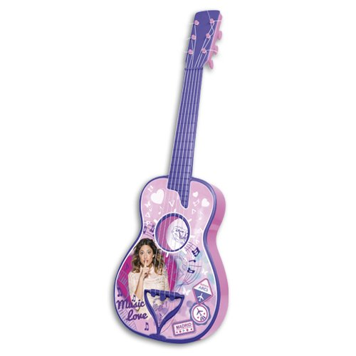 Violetta - Guitarra española de plástico en estuche (Claudio Reig 5273.0)