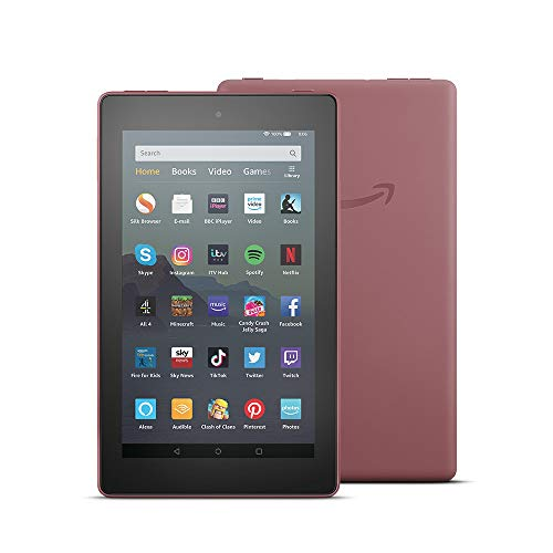 "Fire 7 Tablet | 7"" display, 16 G..."
