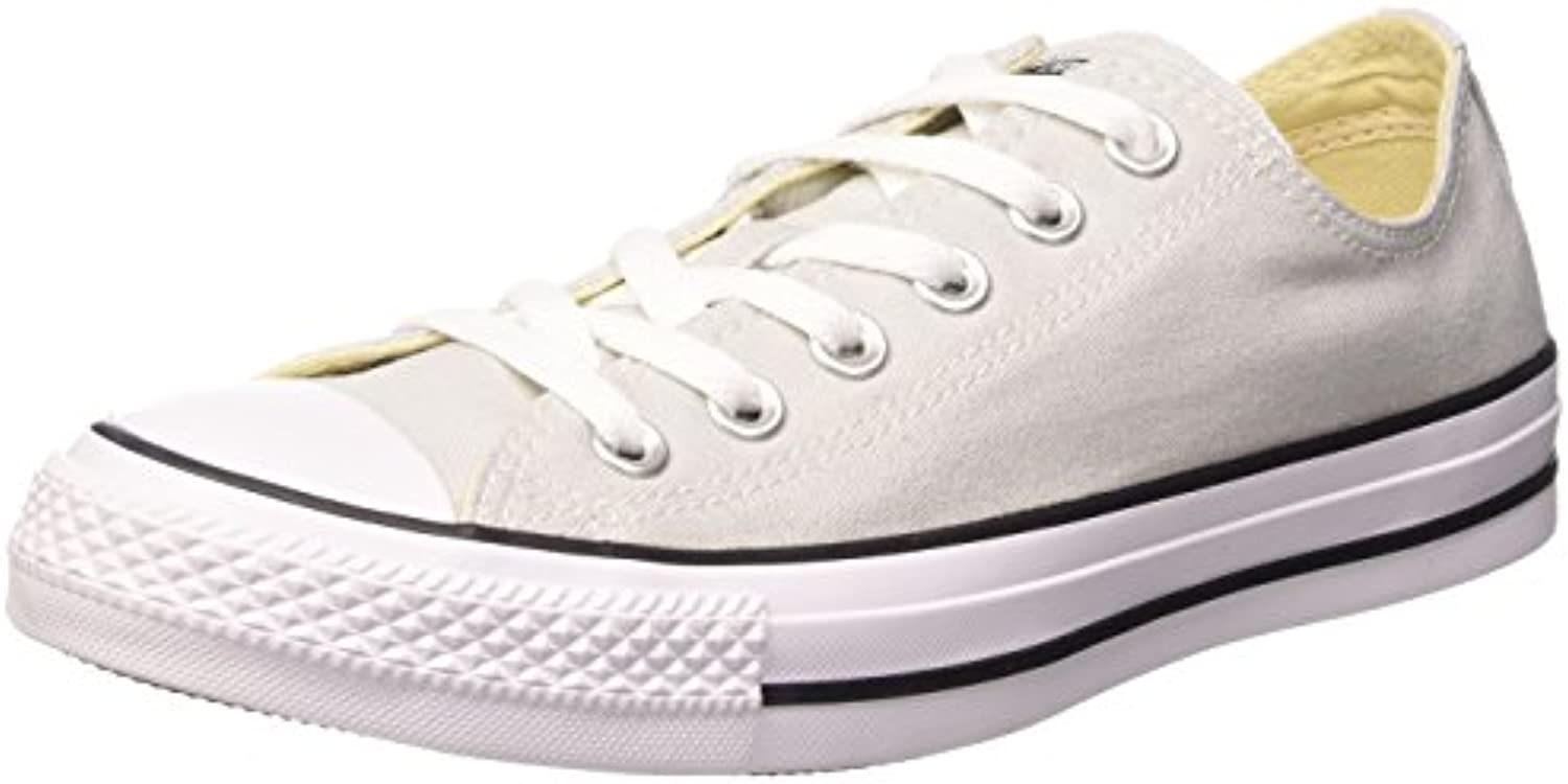 Converse Unisex Erwachsene Sneakers Chuck Taylor All Star C151179 Low Top  Grau