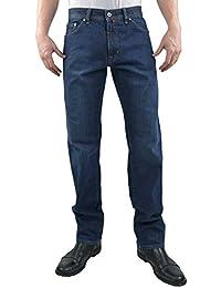 Pierre cardin pantalon deauville blue dark used