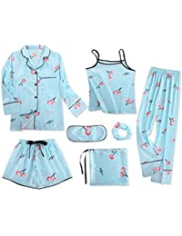 e33fca5963e8b Meaeo Pijama Sexy Pyjamas Femmes Pyjama Femme Vêtements De Nuit Costume De  Nuit Survêtement Vêtements De