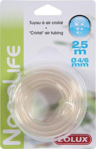 ZOLUX nanolife Tubo ventilación Cristal Acuario 2,5m