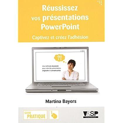 Réussir vos présentations PowerPoint