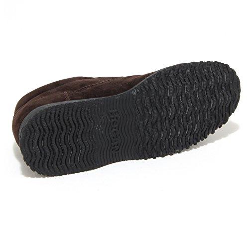 1162M sneakers donna marroni HOGAN traditional lace up scarpe shoes women Marrone