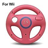 LS Lenkrad Racing Wheel für Nintendo Wii - Rosa