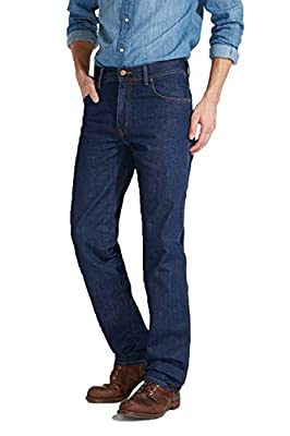 Wrangler Men's Texas Darkstone Jeans