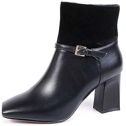 Mocasines de mujeres & Slip-Ons caida/ / Plataforma / Bootie Gladiator / Basi / confort / Novedad / / /ormance AnklStrap estilos,Rosa,US9.5-10 / UE41 / REINO UNIDO /7.5-8