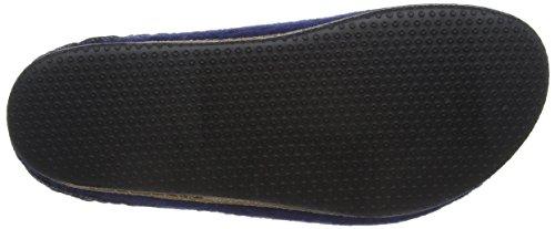 Stegmann Stegmann 108, Pantoufles non doublées mixte adulte Bleu - Blau (ocean 8824)