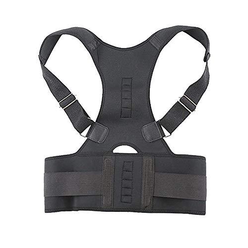 YFWDY Haltungskorrektur Stützgürtel Für Die Rückenstützender Für Männer, Frauen, Magnet-Entwurf, Body Shaping, Elastische Dehnung, Verbessern Buckel