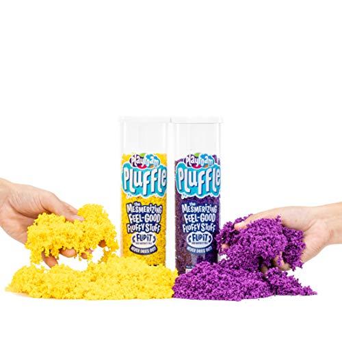 Paquetes de Playfoam Pluffle Morada y Amarilla