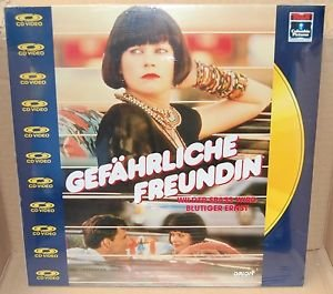 Gefährliche Freundin (Laserdisc)